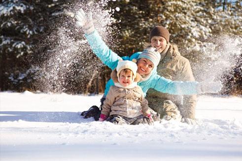 Aktywne ferie zimowe w Szczawnicy