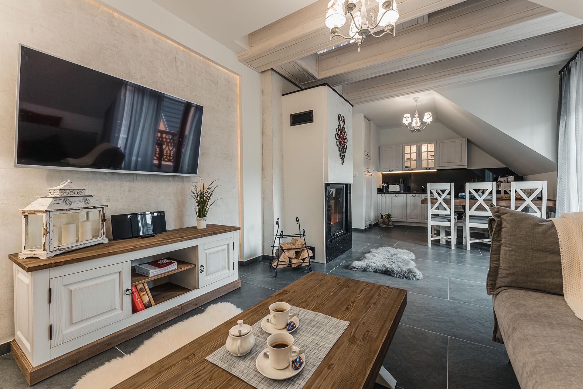 Apartament szafir - luksus w górach